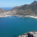 View from Chapman's Peak - a popular sightseeing activity around the corner from Victorskloof