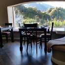 Breakfast dining room view