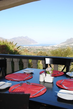 bed and breakfast Hout Bay