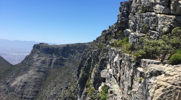 Table mountain Aerial cable way