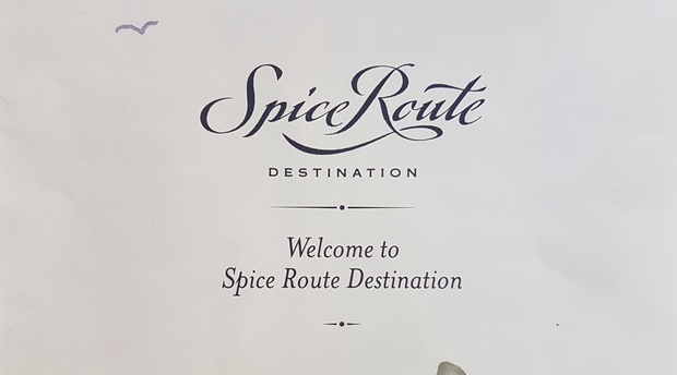 SPICE ROUTE - PAARL